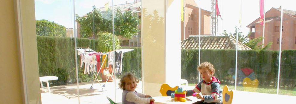 Cerramientos de terraza en Córdoba | Todo Sol Montoro