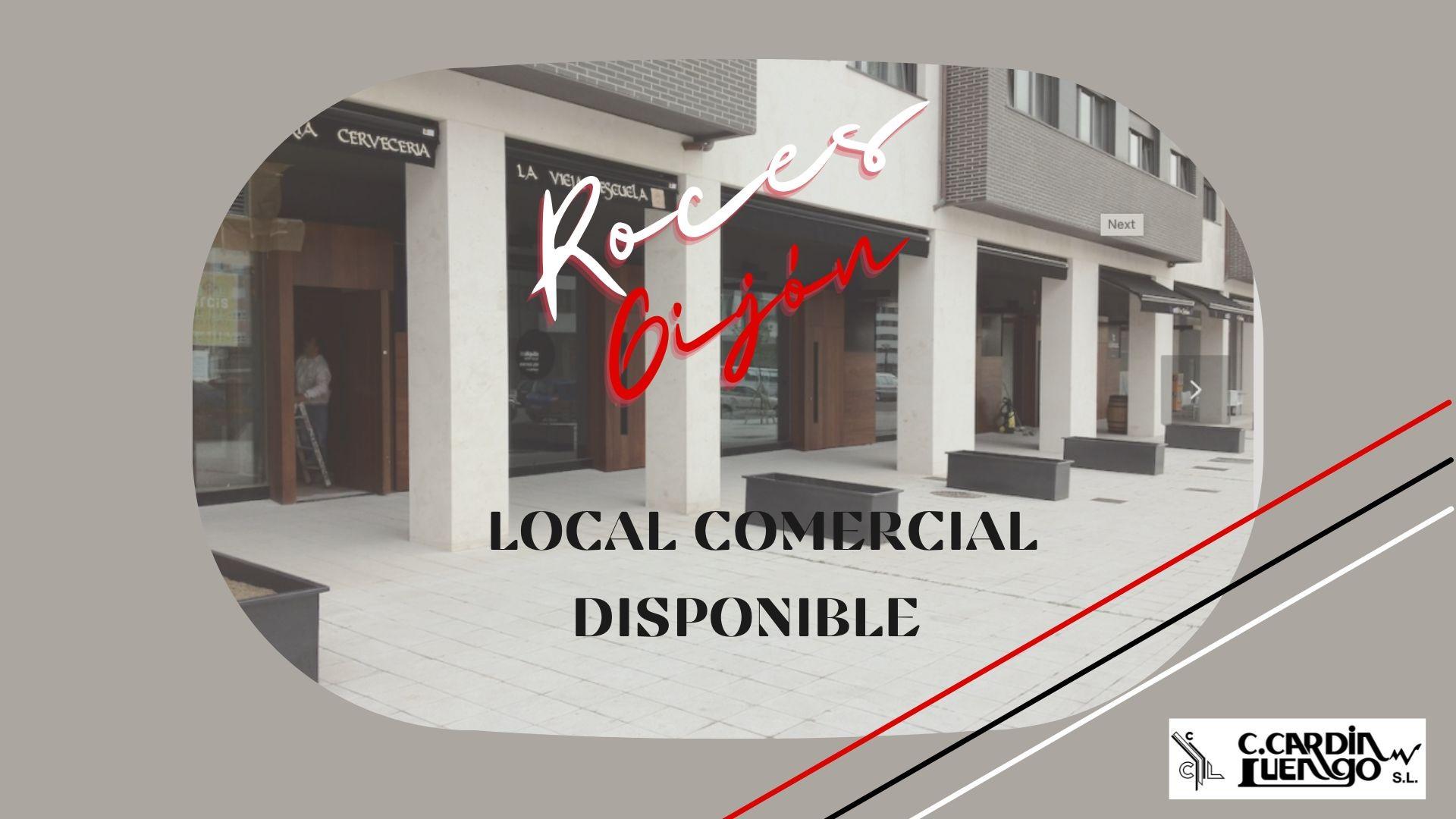 LOCAL ALQUILER ROCES GIJON IBERICA DE C Y A