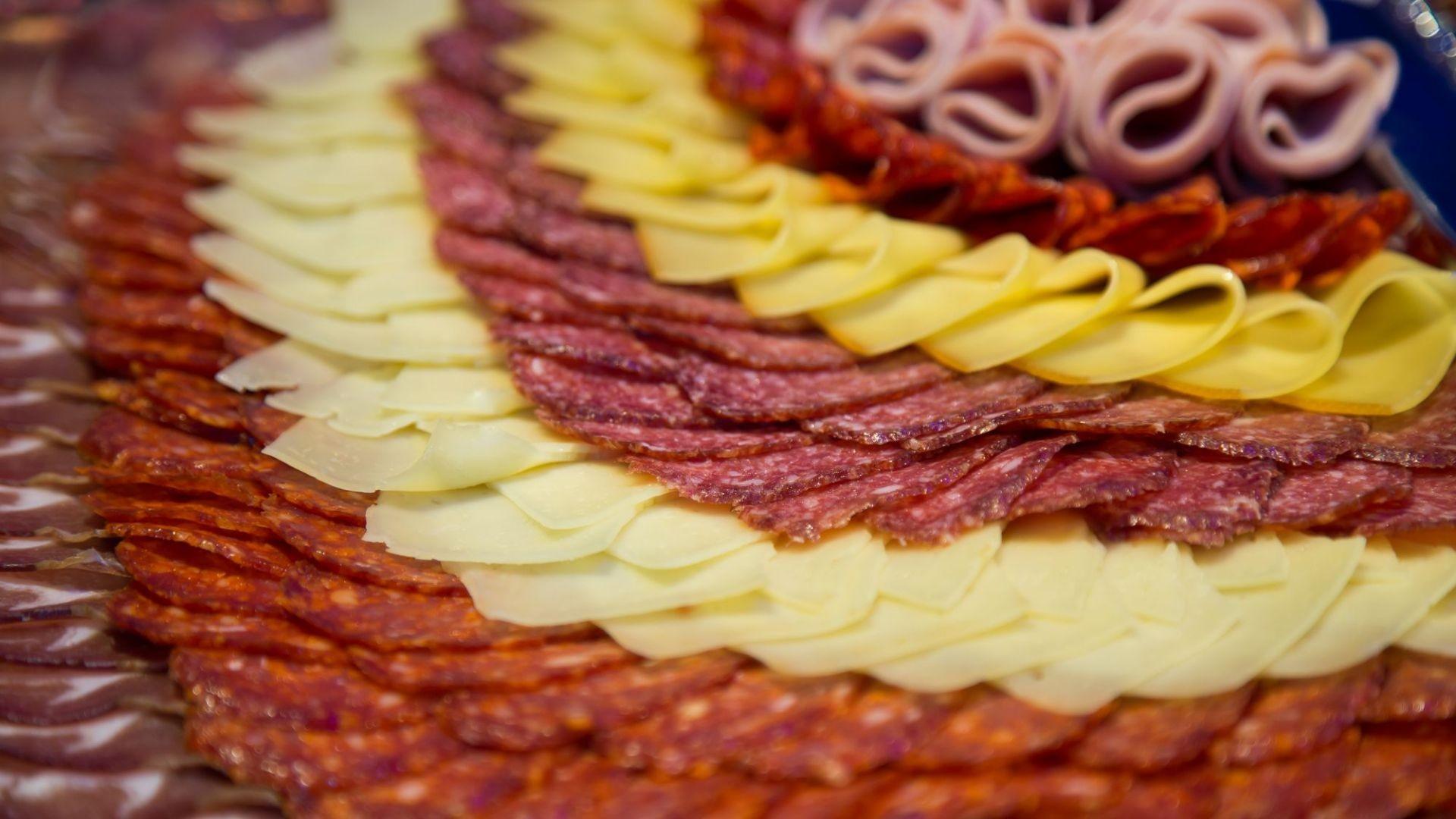 000 embutidos queso chorizo salchichon lomo jamón