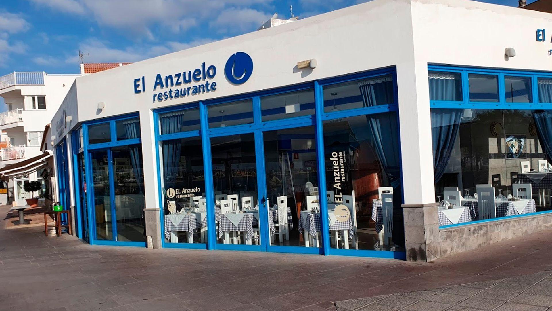Restaurante en La Oliva