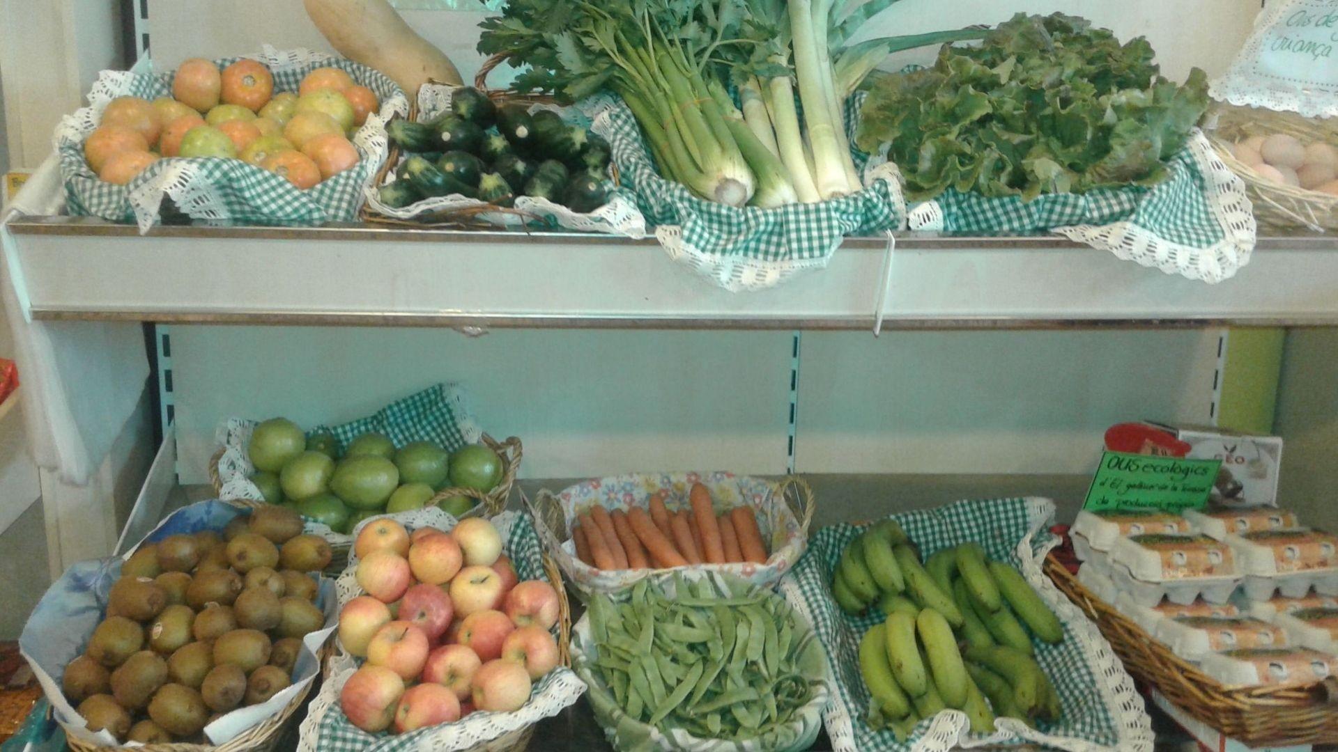 alimentación ecológica en Martorell