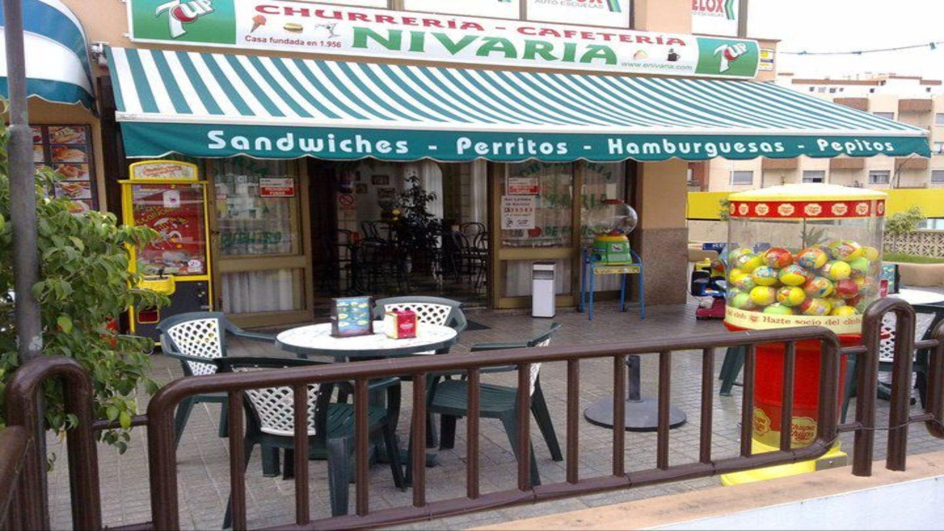Churreria Cafetería en La Orotava
