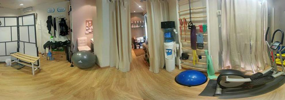 Electroestimulación muscular en Sarria Sant Gervasi Barcelona