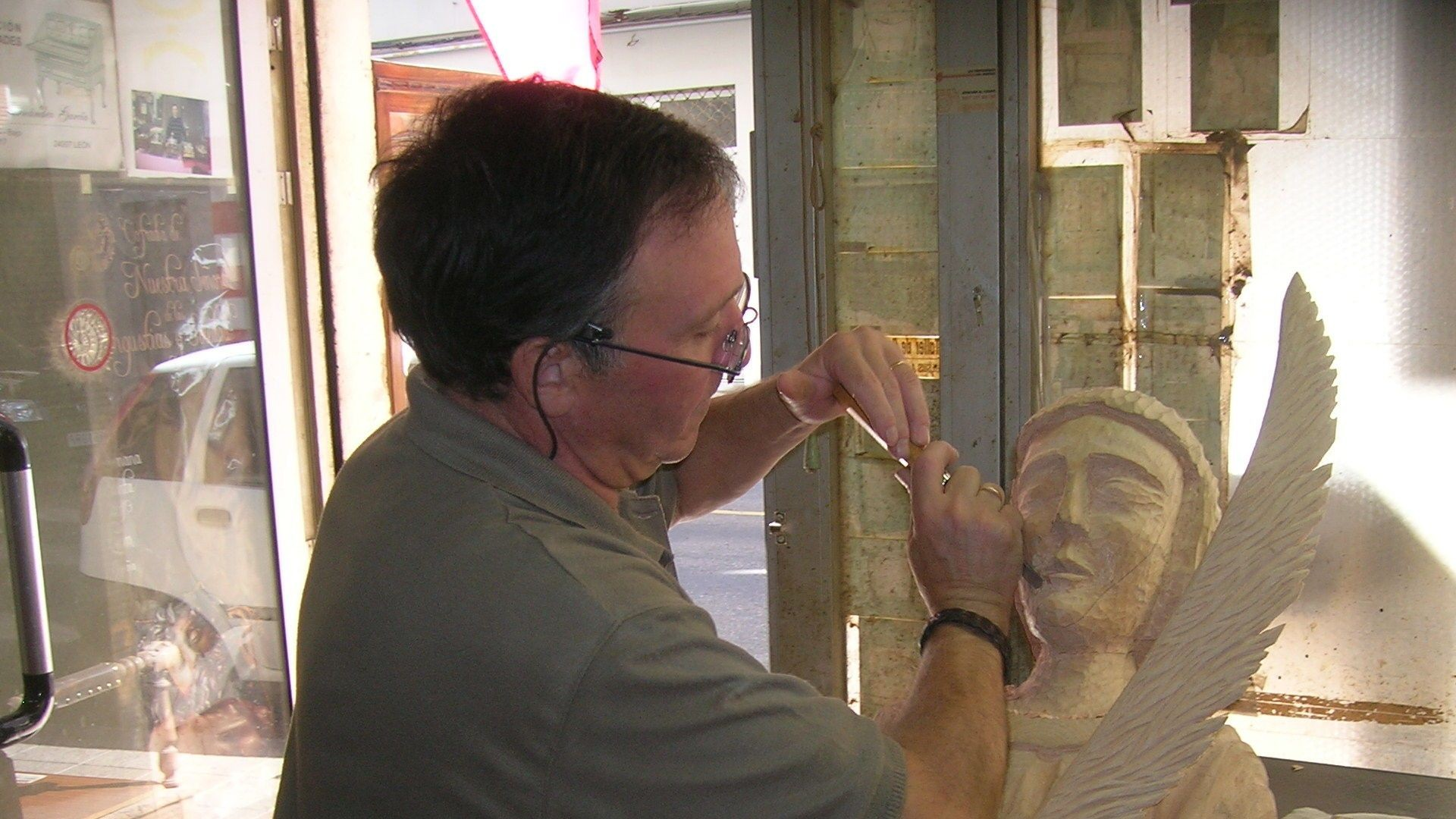 Restauración de obras de arte en León