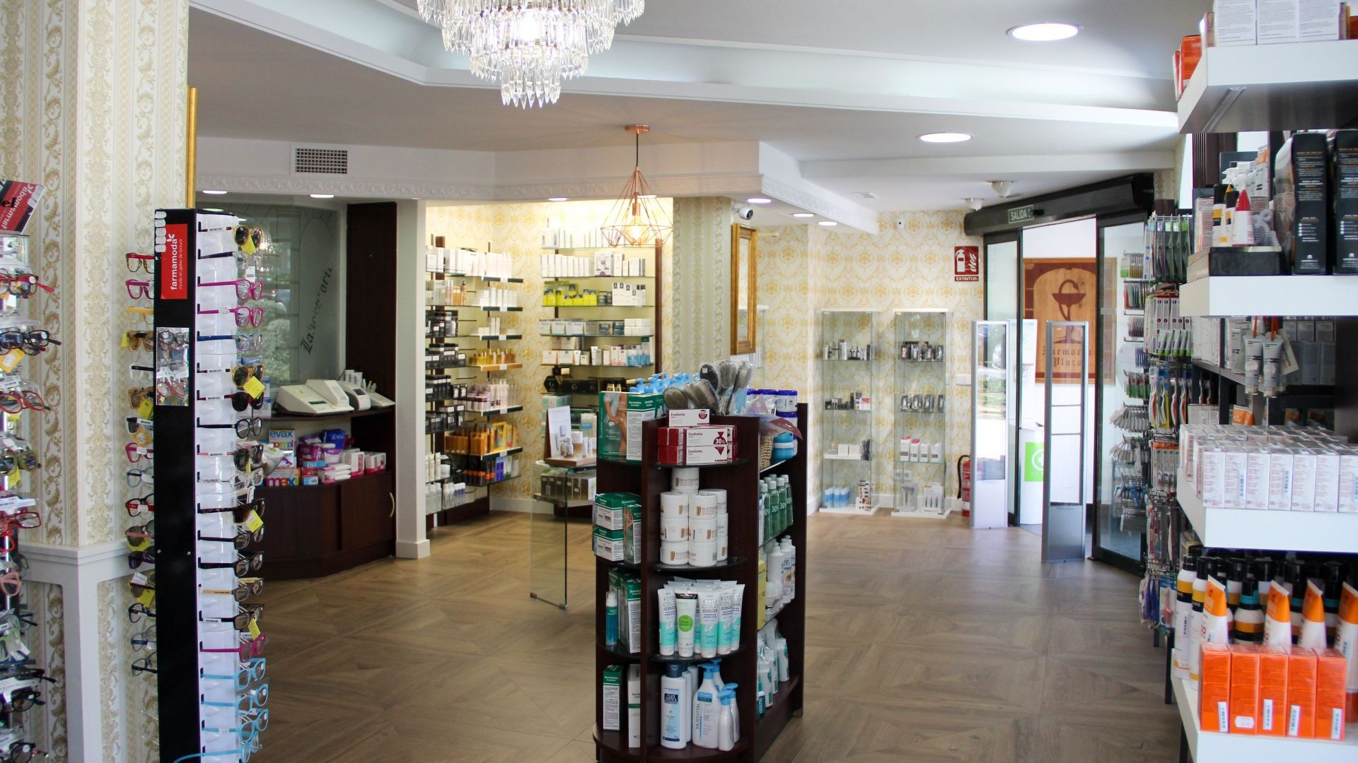 Farmacia Plaza, Pozuelo de Alarcón