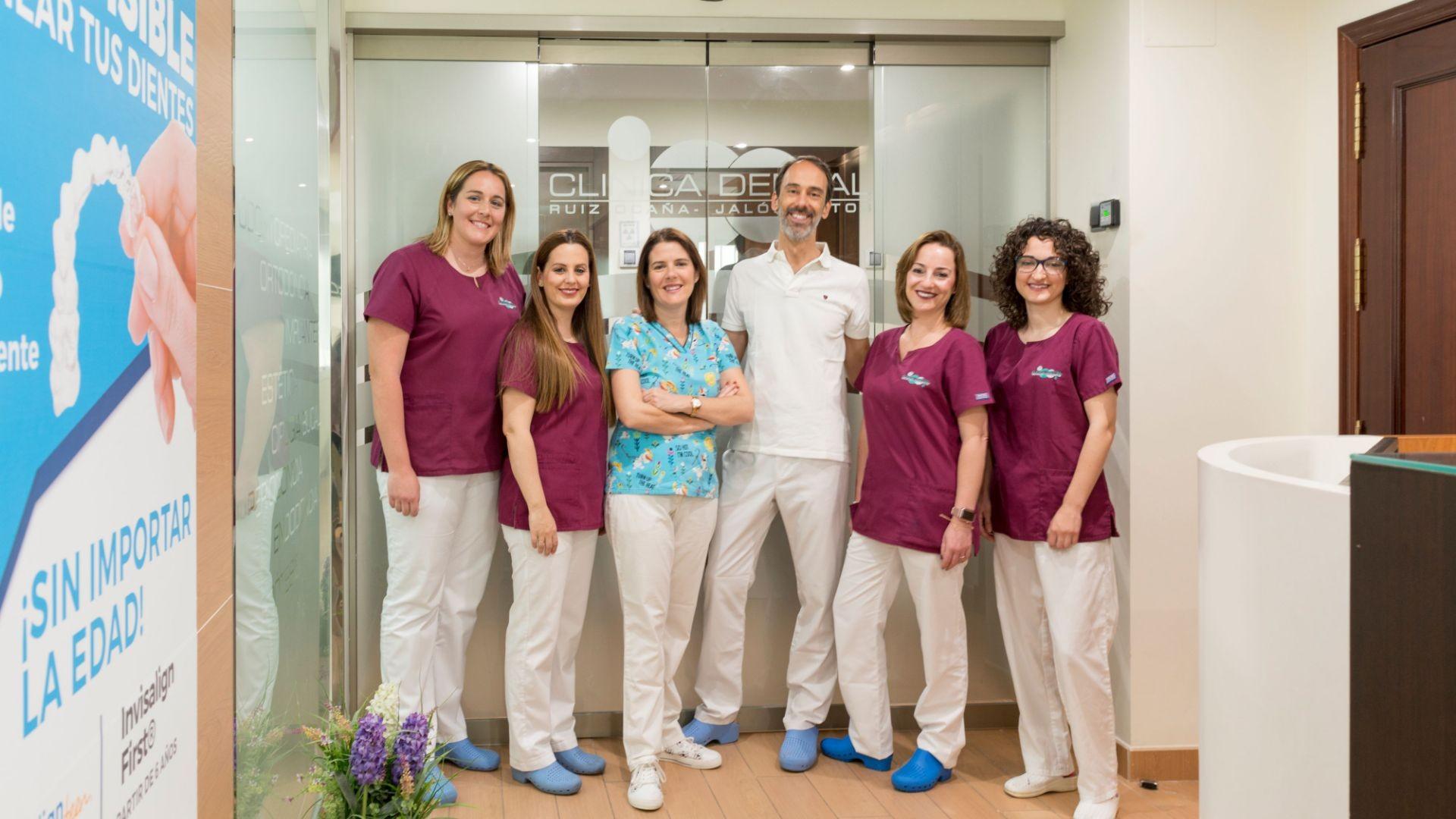 Clínica dental en San Fernanado