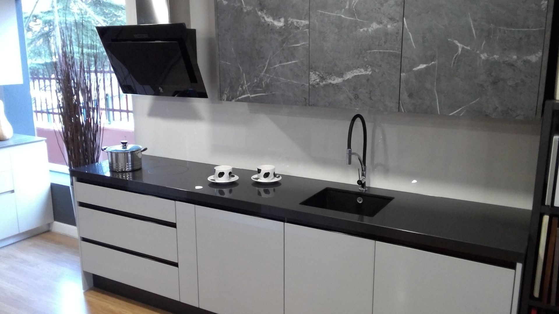 Muebles de cocina modernos en Alcobendas