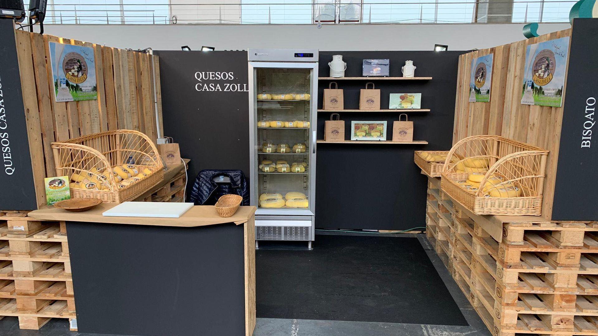 Productores de queso en Lugo