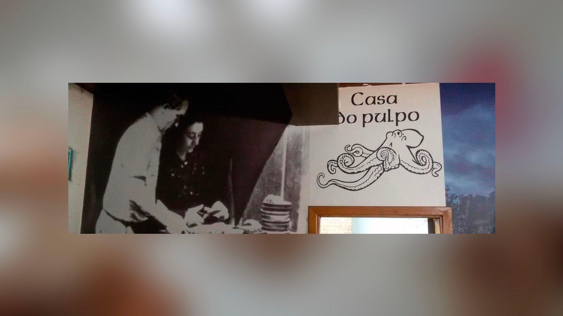 Pulpo a la gallega en Verín