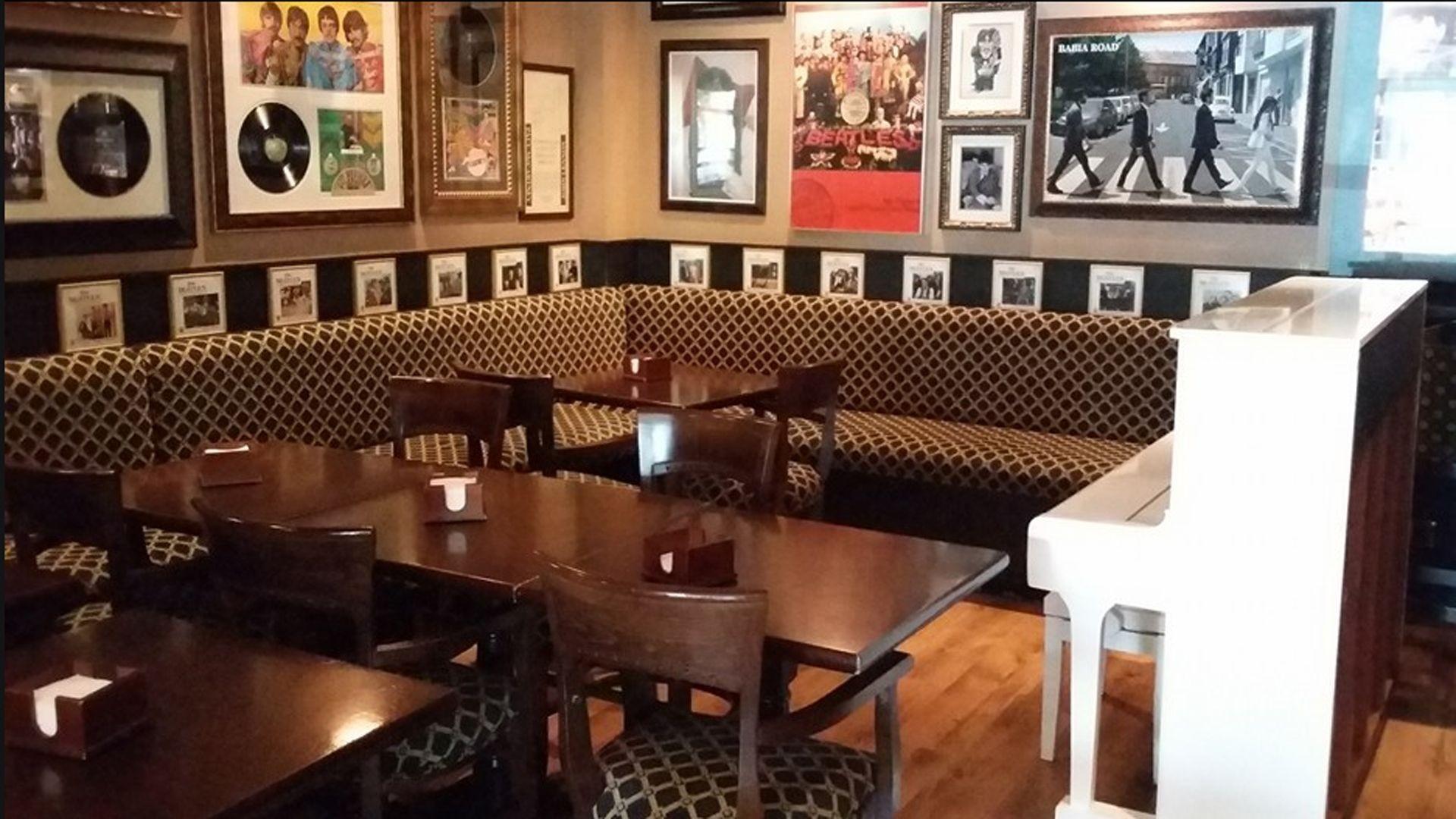 Bar de copas en León