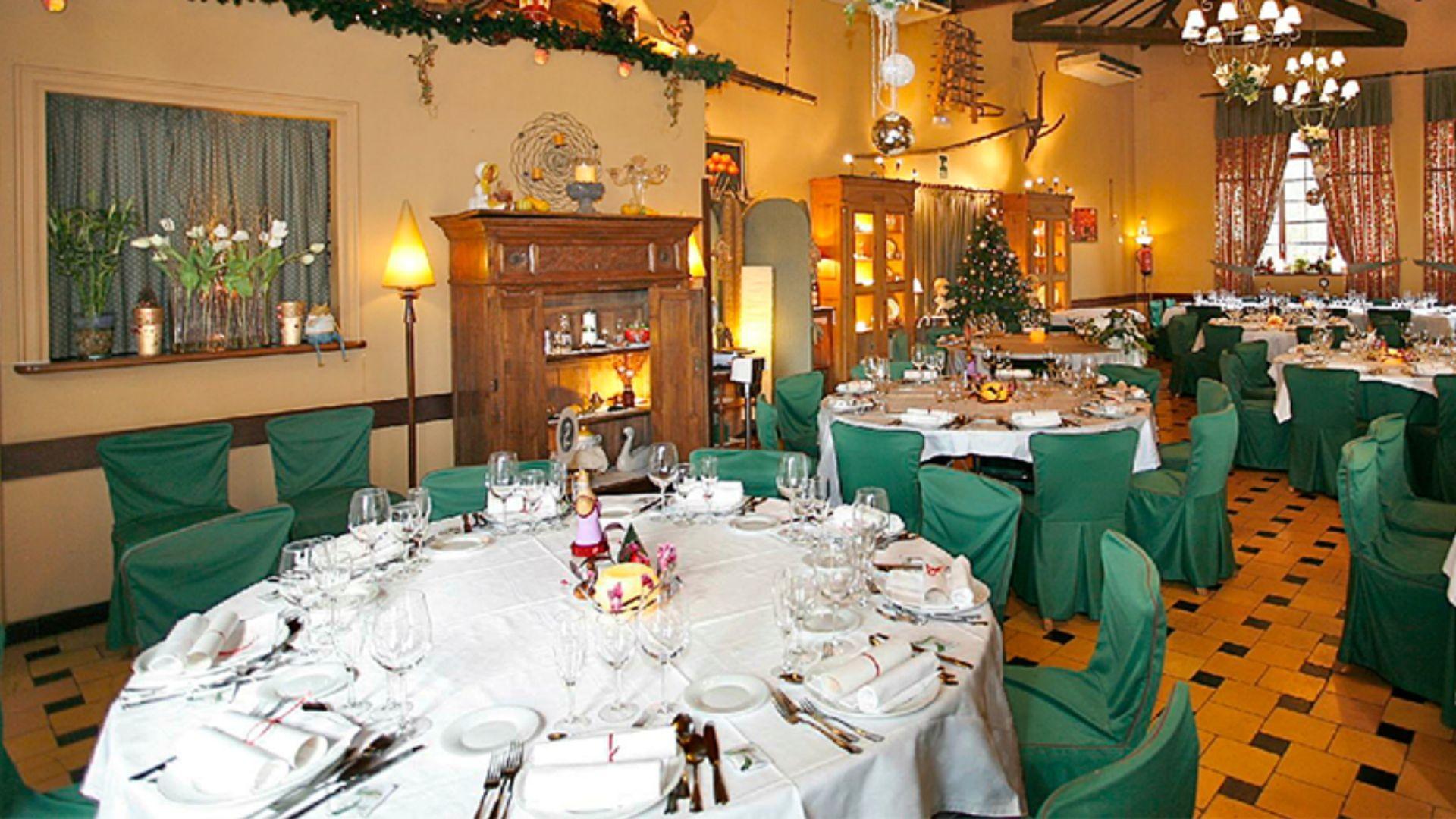 restaurantes para eventos en Amurrio