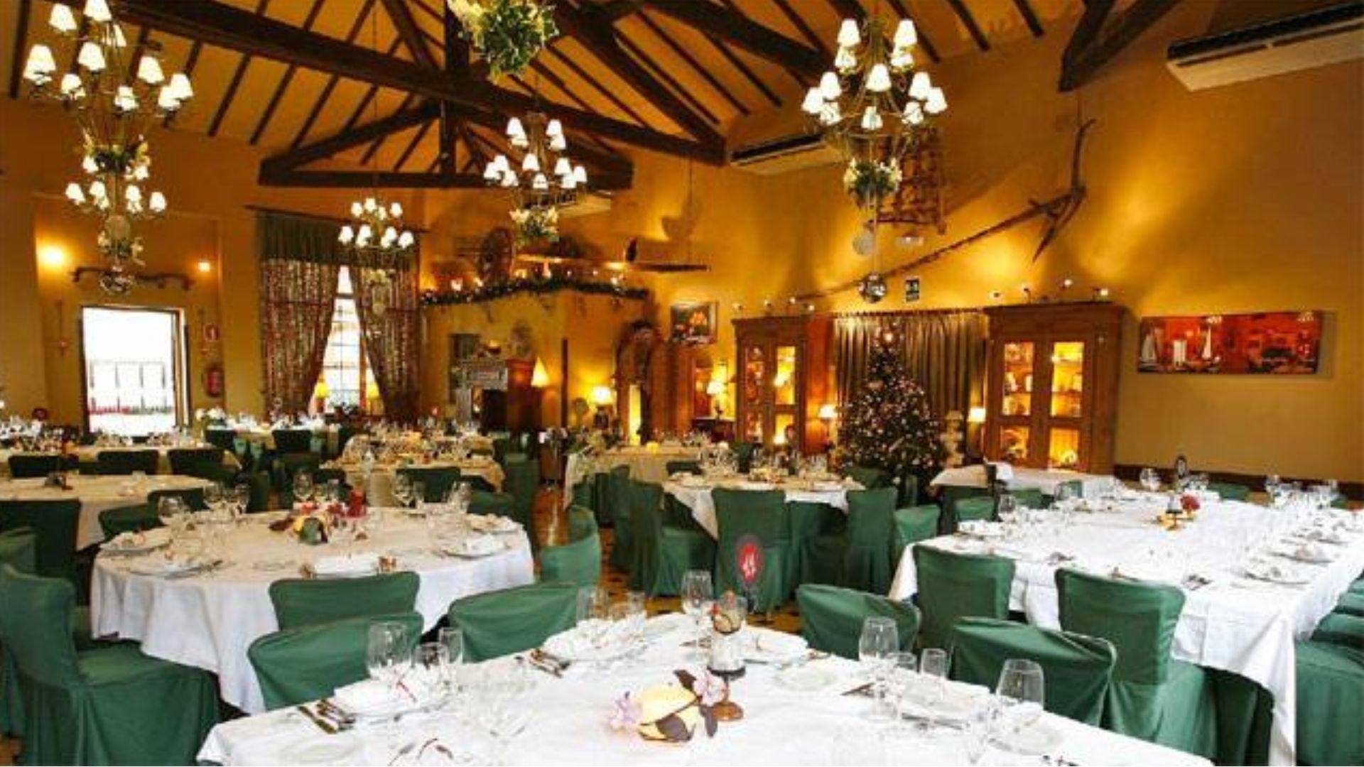 restaurantes bodas Amurrio