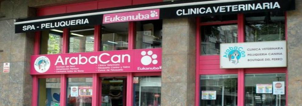 Clínicas veterinarias en Vitoria