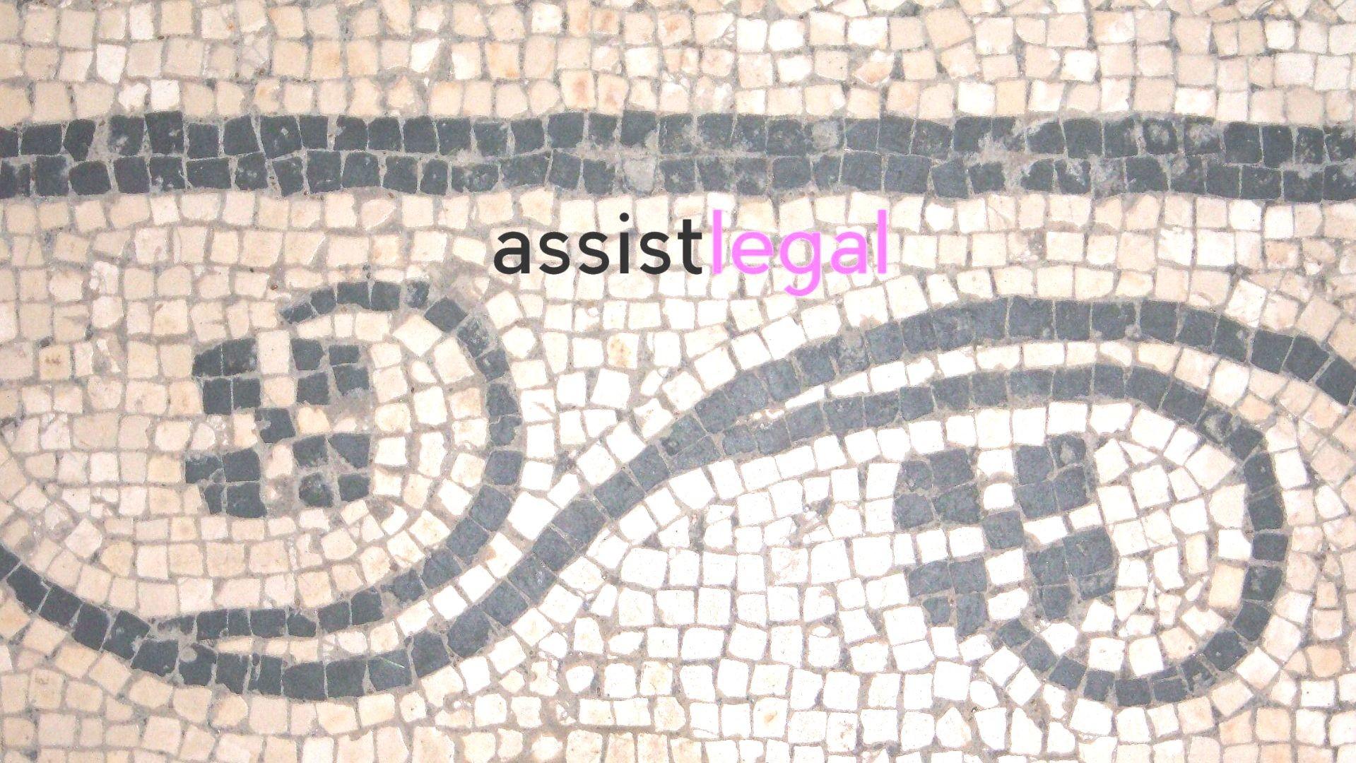 ASSIST cenefa+logo