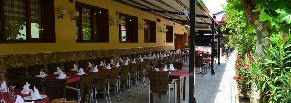 restaurantes en llodio
