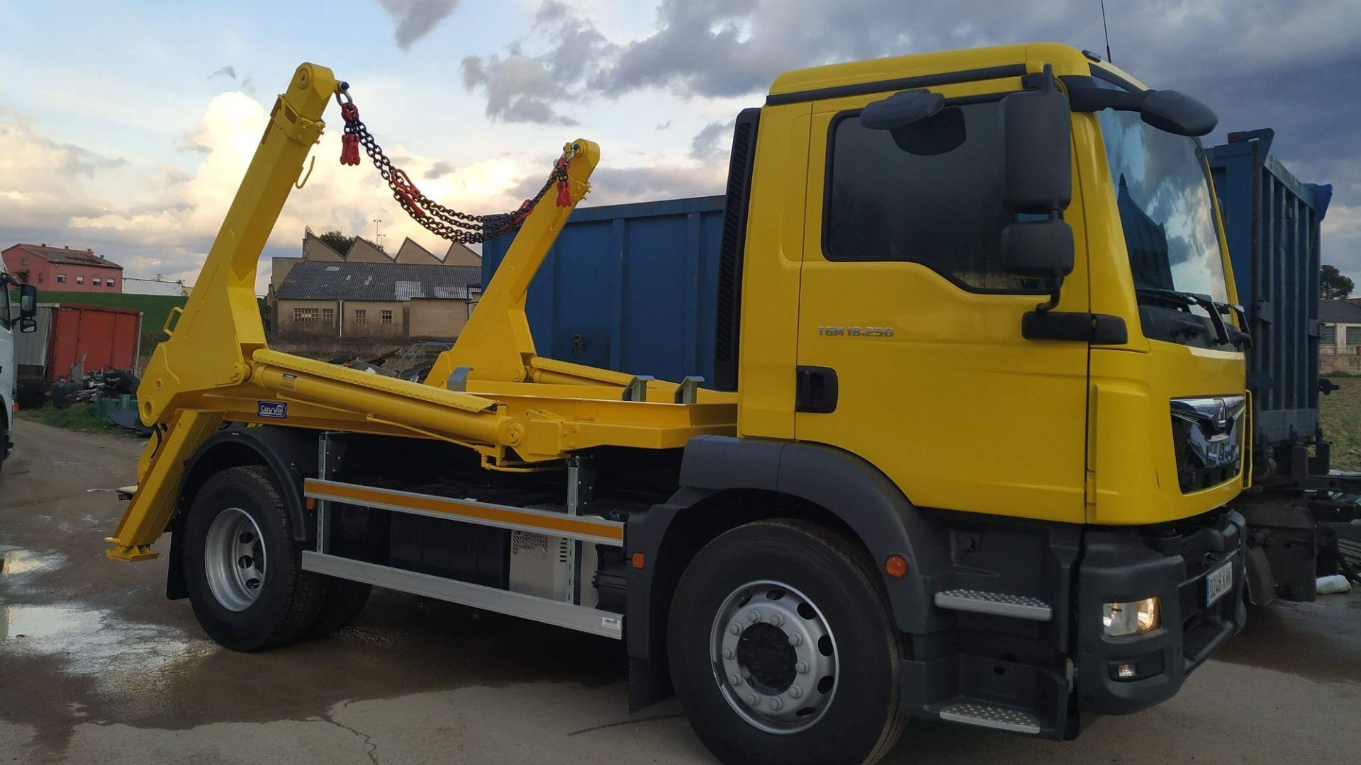 Font TVT - Venta de camiones usados en Osona