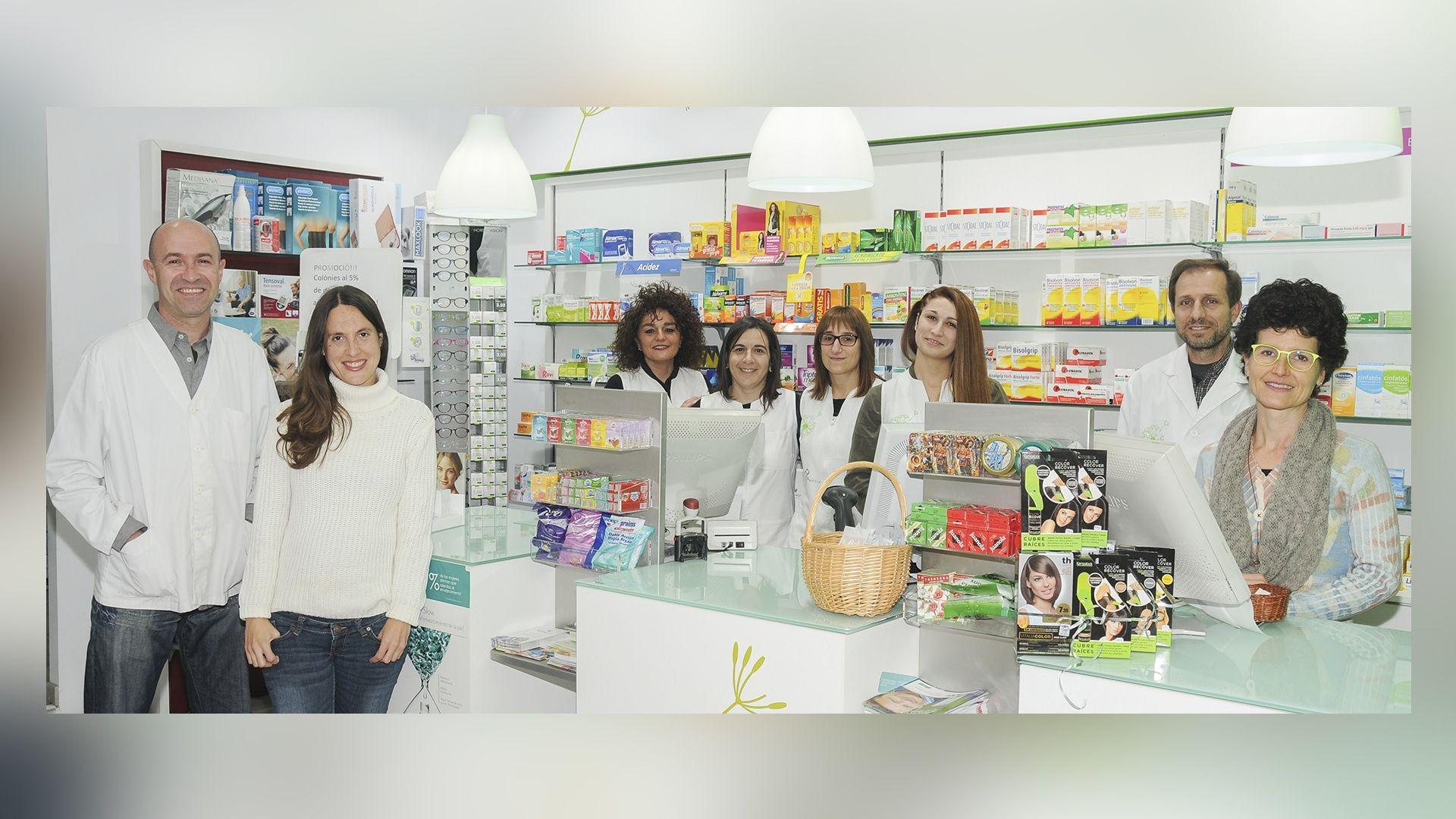 Farmacia en Tarragona