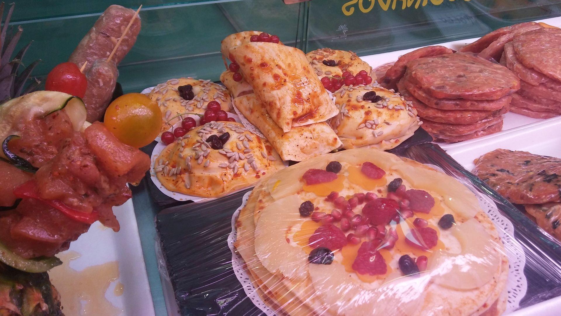 Pastelería cárnica en A Coruña