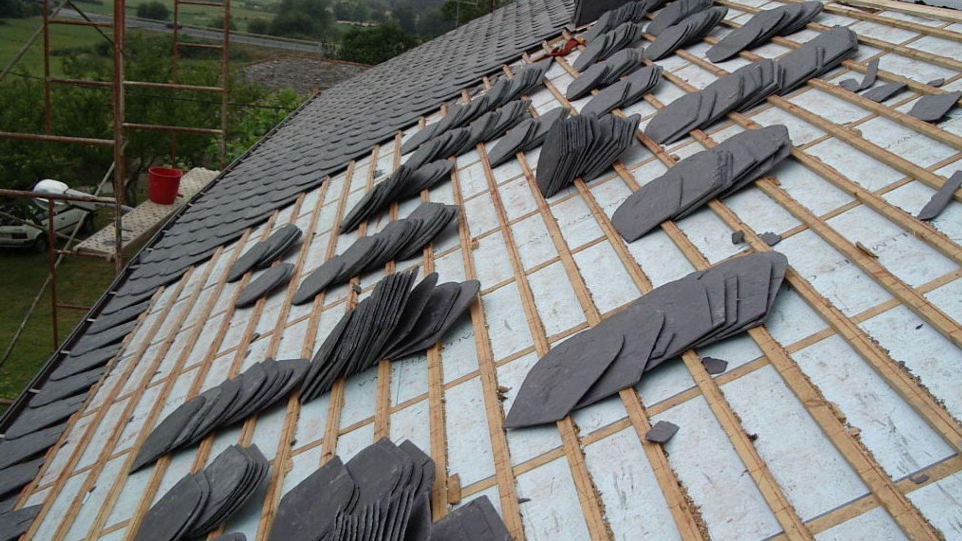 Restauración de tejados