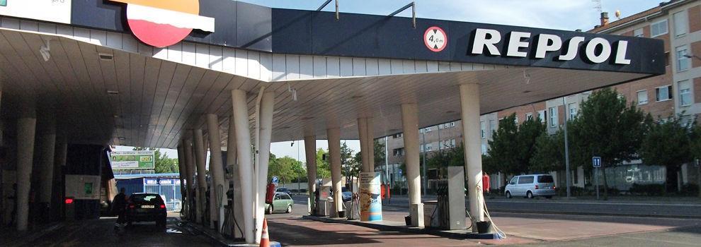 Estaciones de servicio en Tudela | Estación de Servicio San Rafael