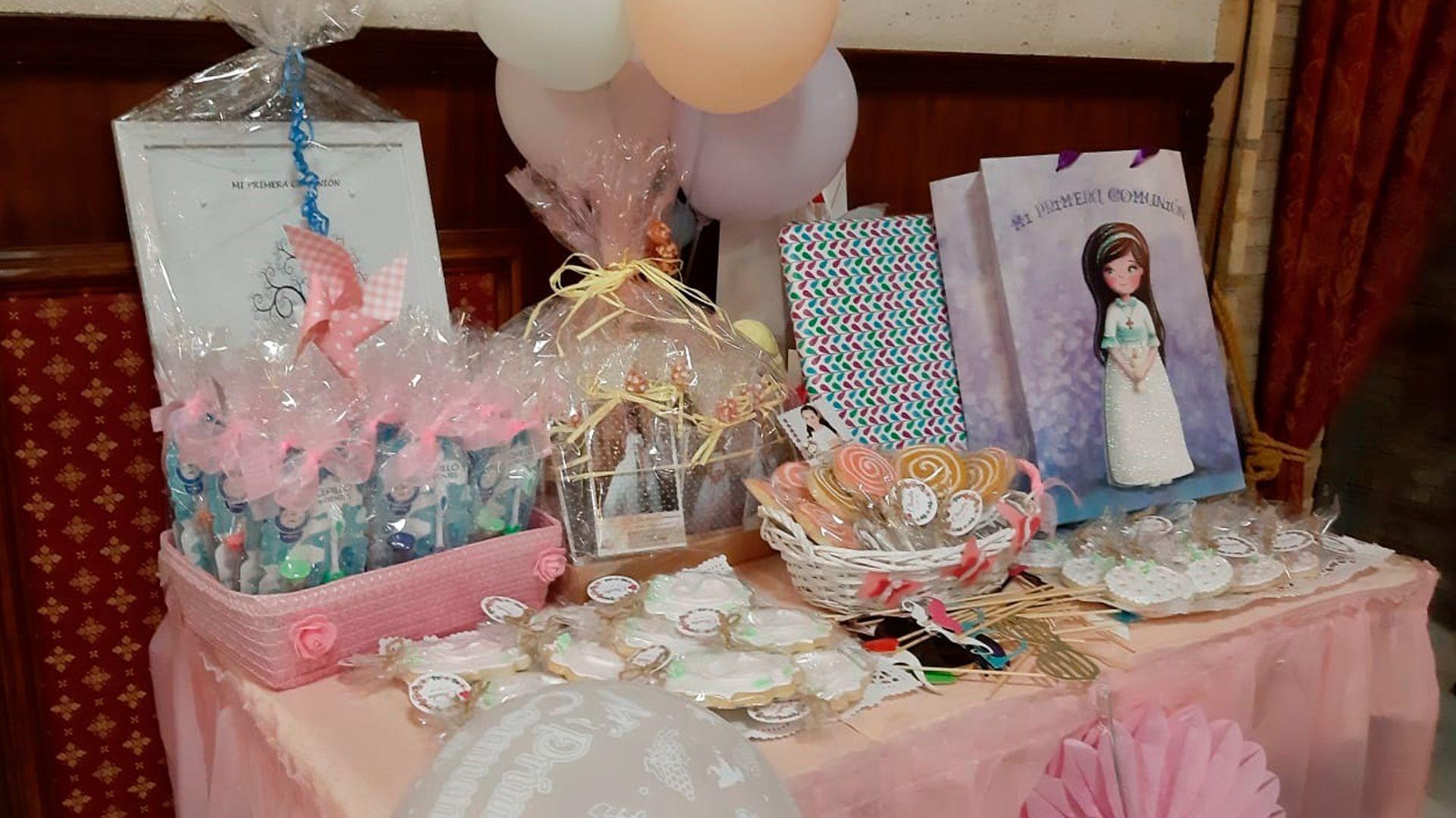 Pastelería especializada en eventos en Linares