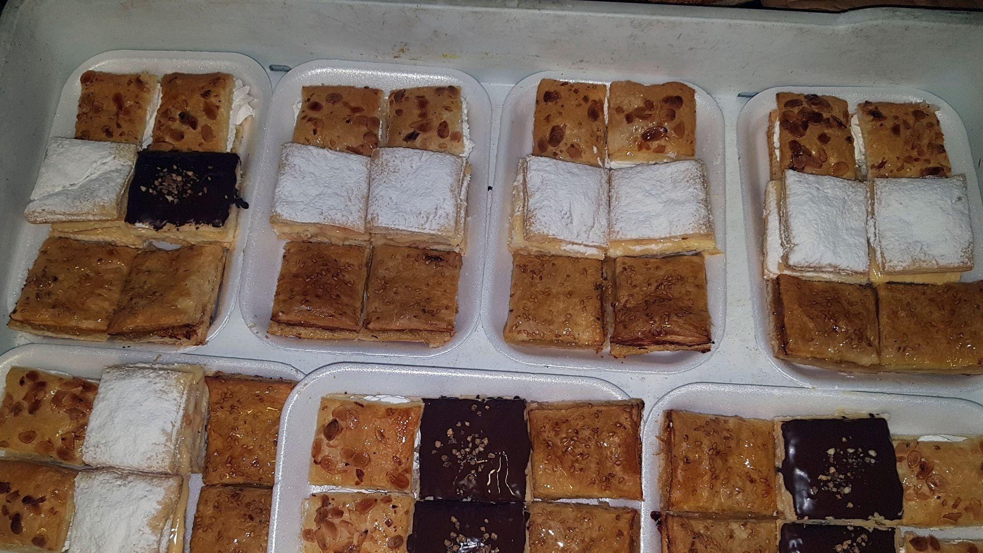 Pastelería y confitería en Linares