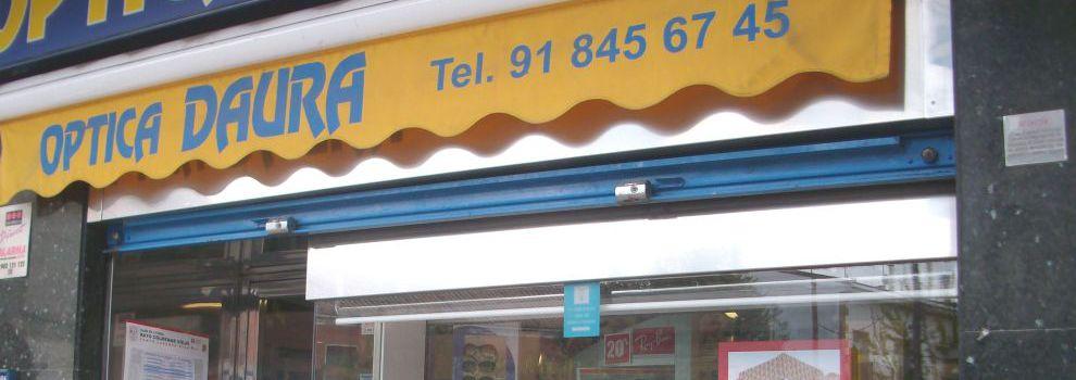 Ópticas en Colmenar Viejo | Ópticas Daura