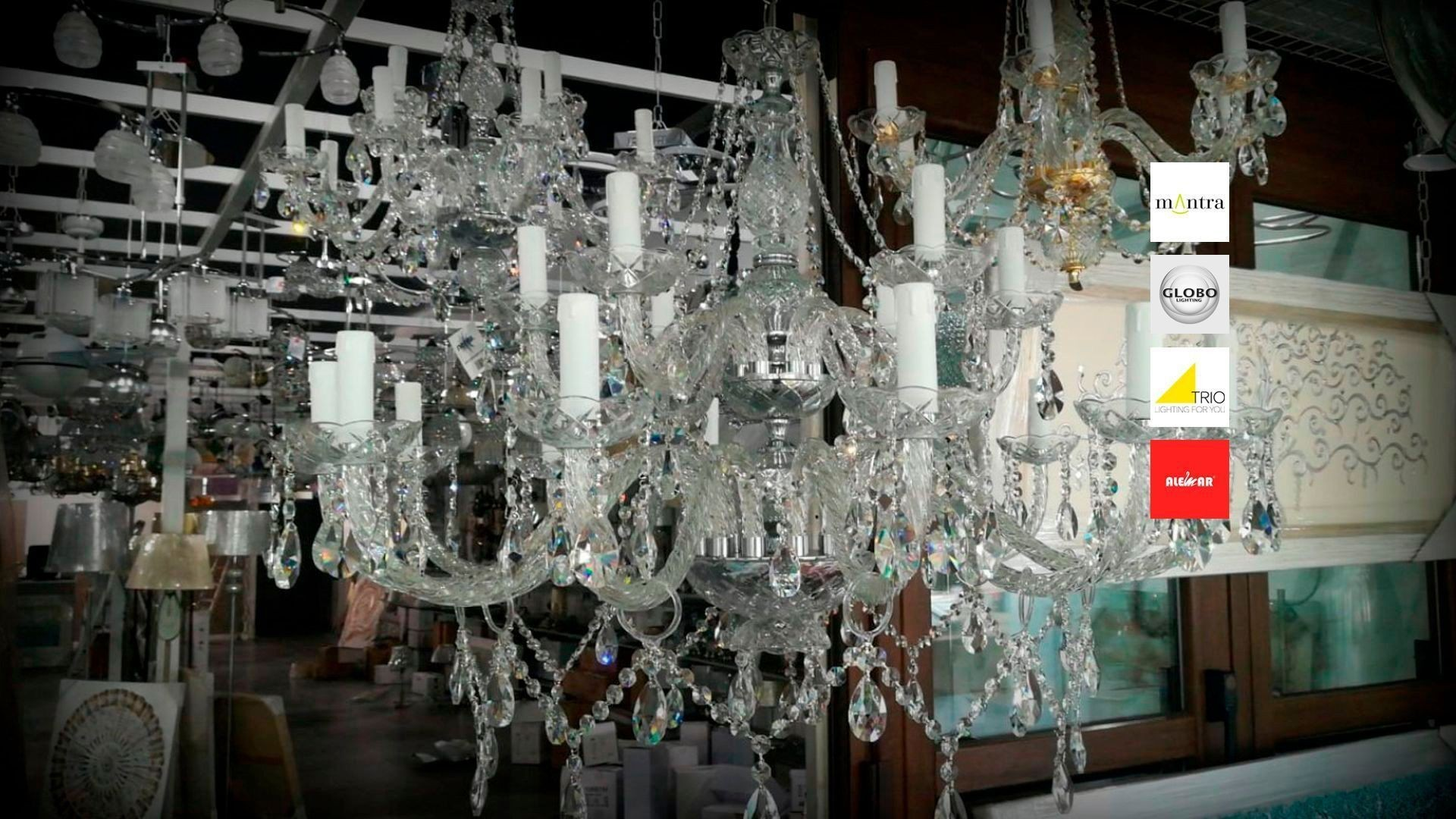 Venta de lámparas en Sevilla