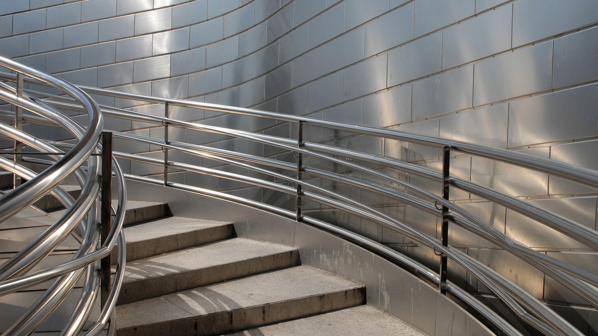 Fábrica de barandillas de acero inoxidable en Zaragoza