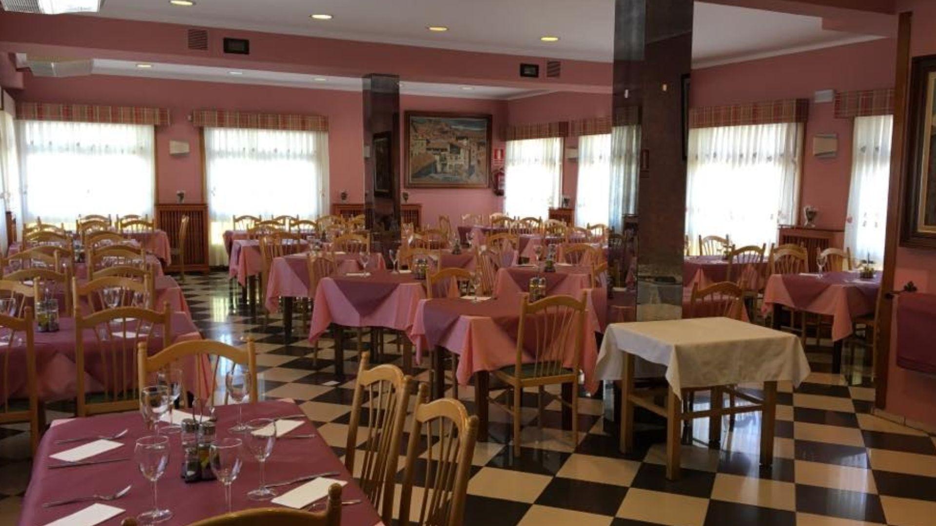 Restaurante en Daroca