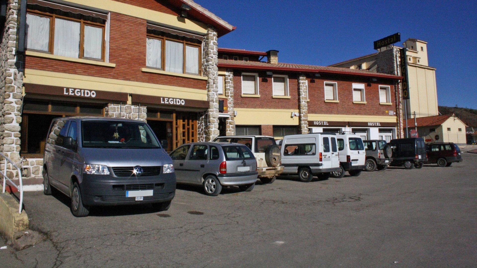 Hostales en Daroca