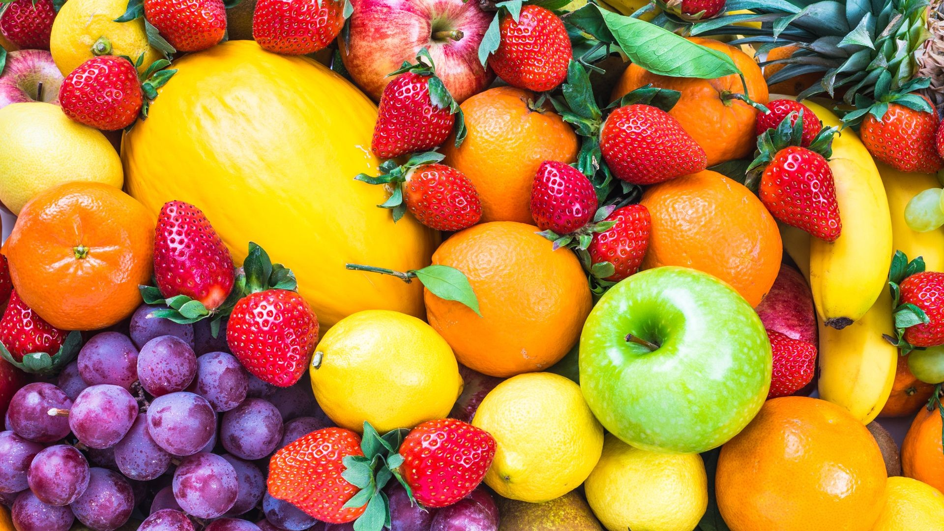 Producción de frutas en Cádiz