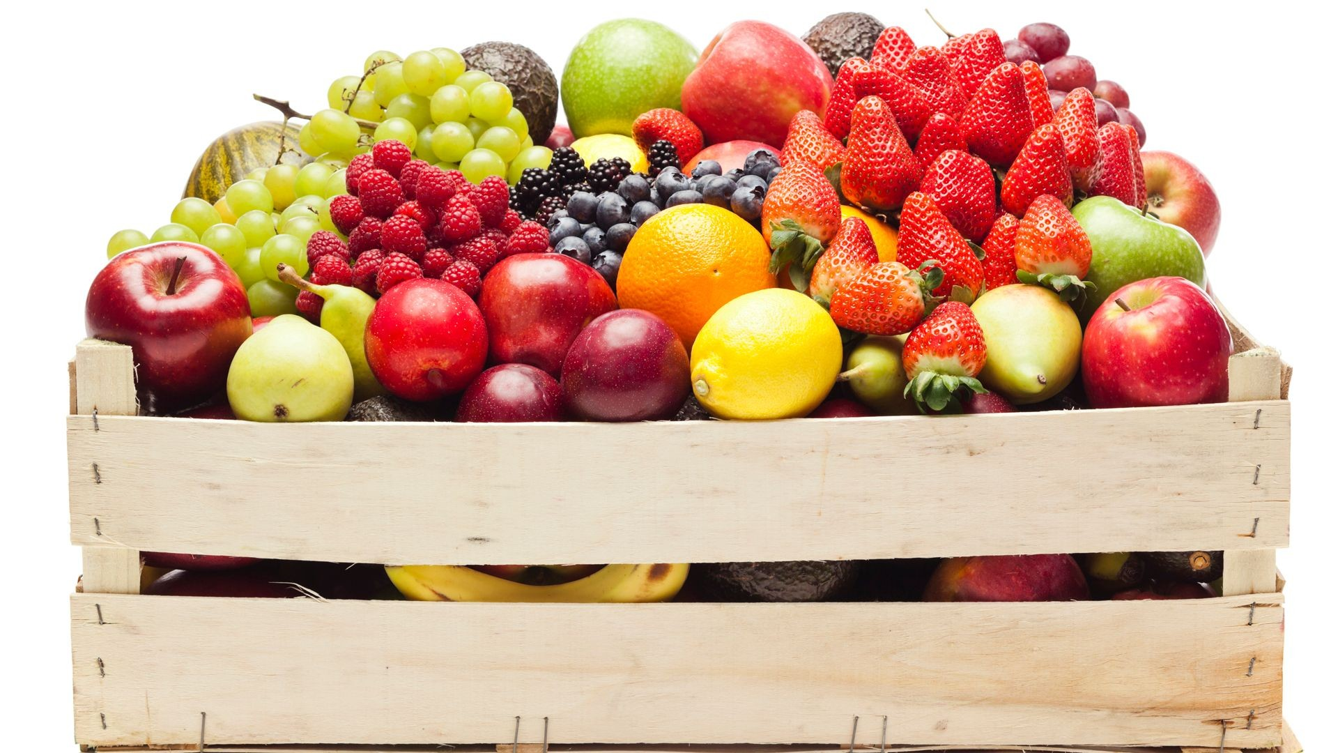 Distribución de frutas en Cádiz