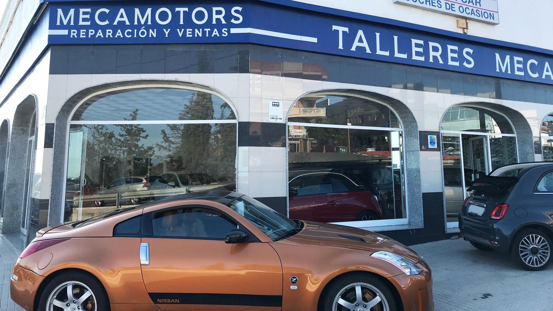 Taller del automóvil Alicante