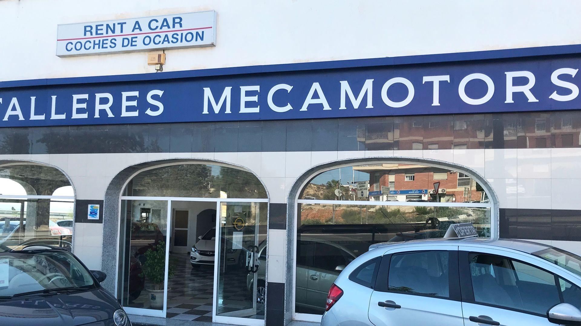 Coches de ocasión en Alicante