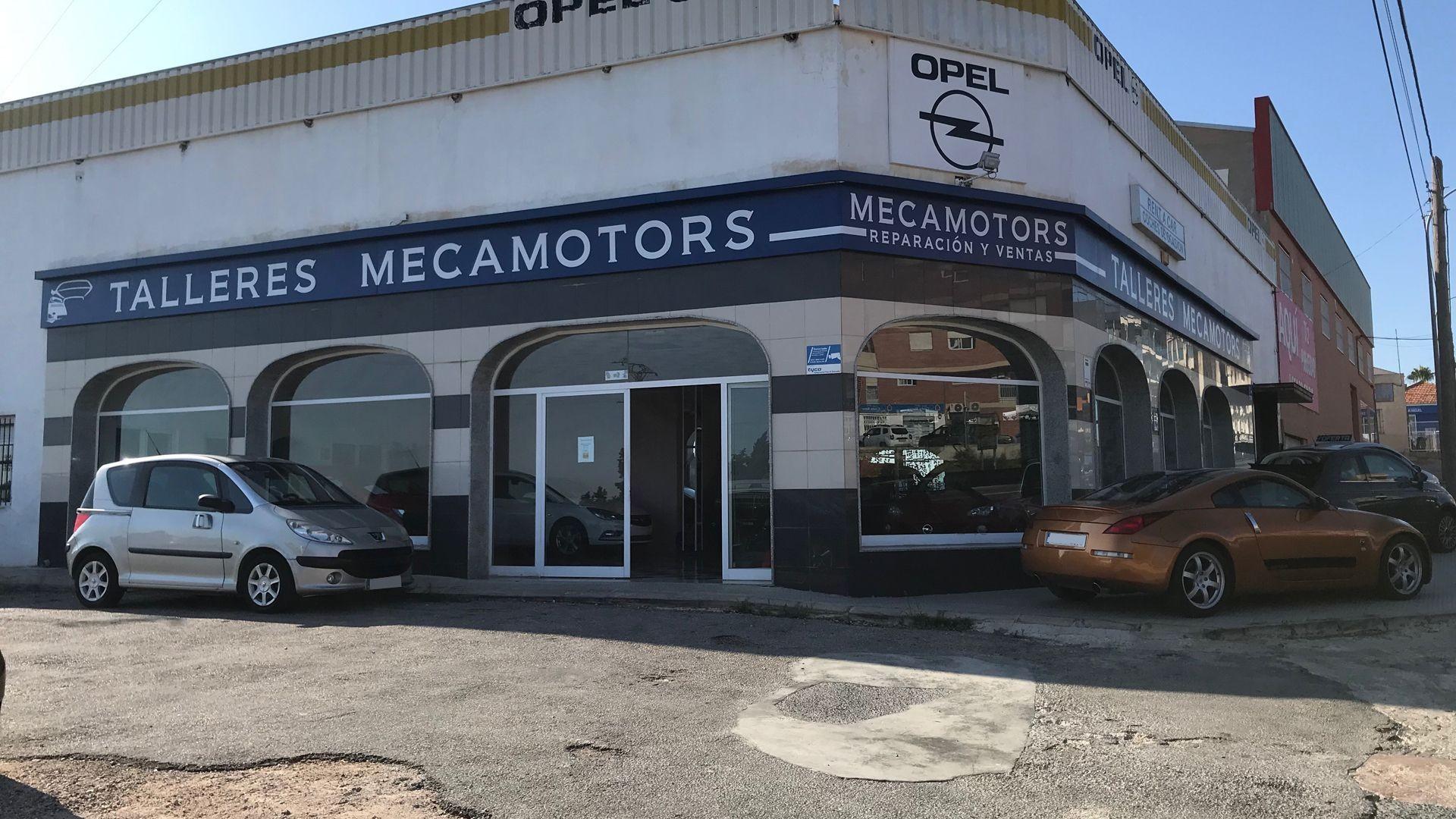 Reparación del automóvil en Alicante