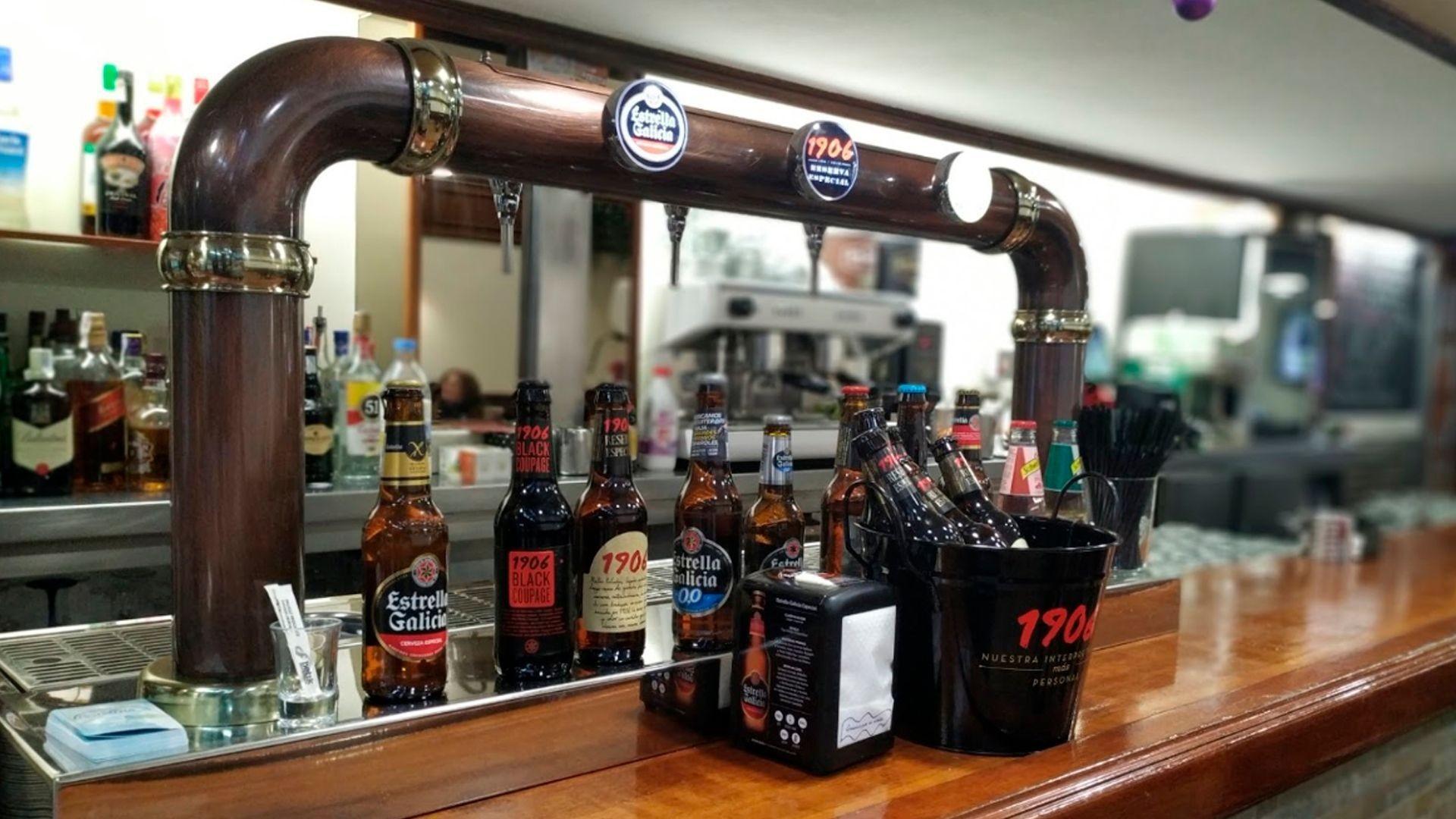 Cervecería en A Coruña