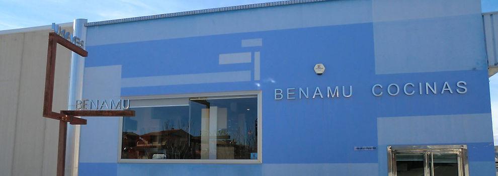 Cocinas a medida en Almería | Cocinas Benamu