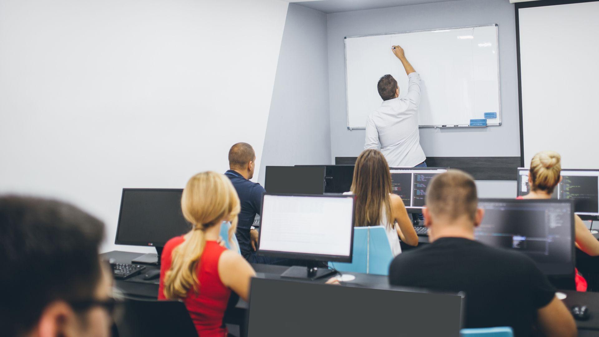 Centro de formación en Málaga