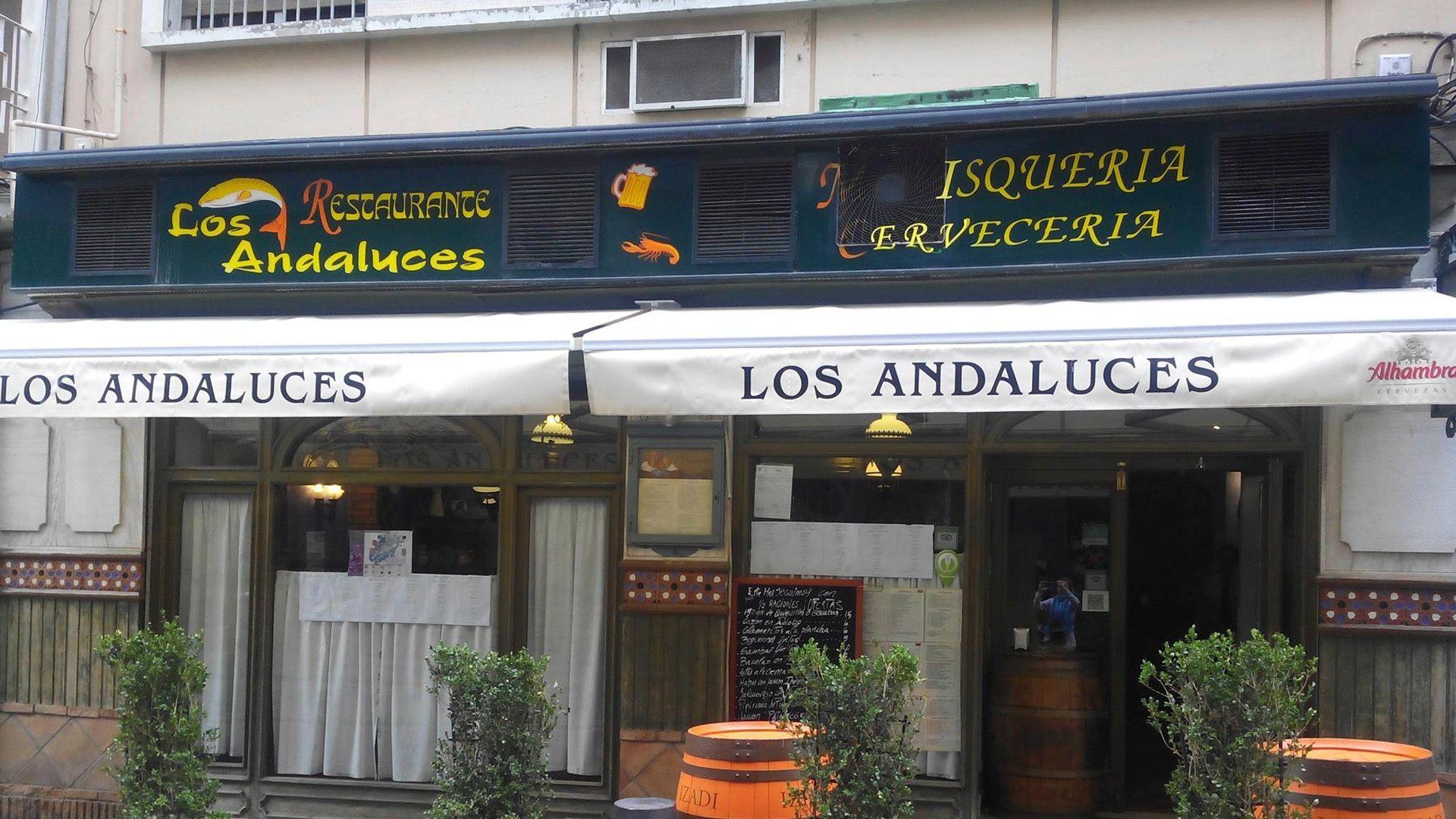 Restaurante de cocina tradicional andaluza en Granada