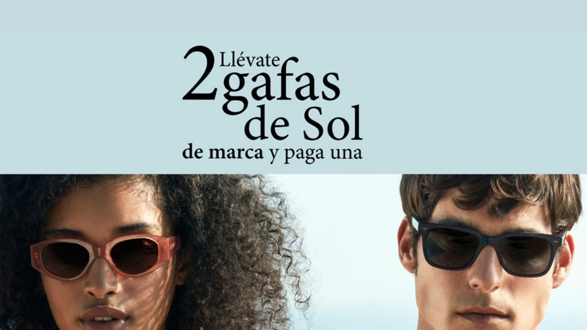 Gafas de Sol Promoción Opticalia Torrelaguna