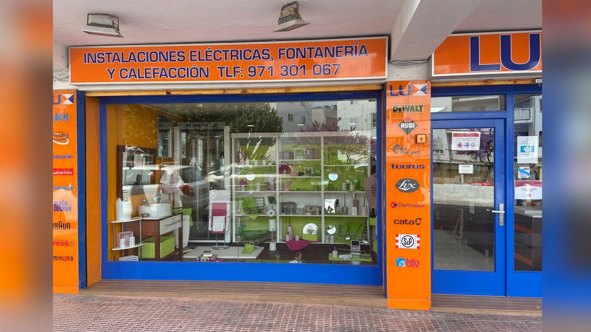 Instalaciones eléctricas Ibiza