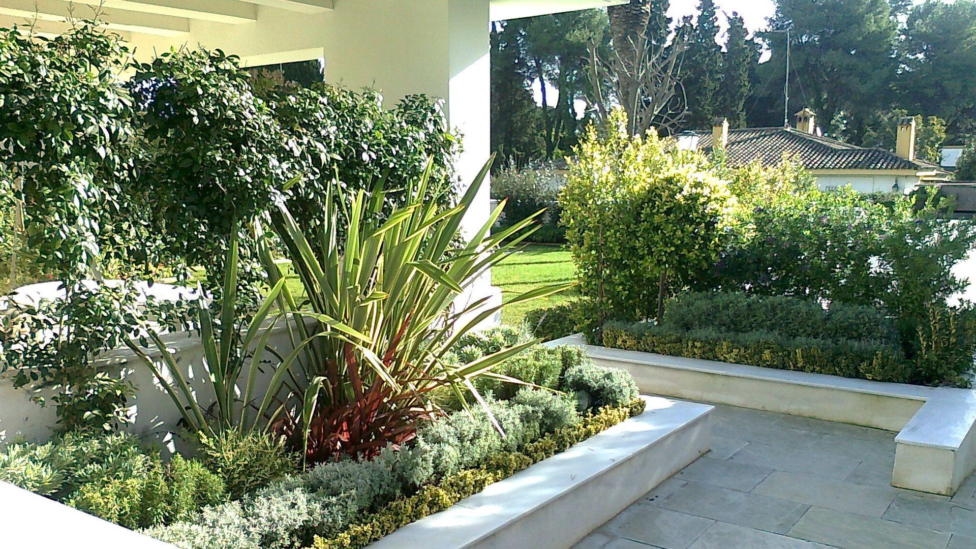 Jardines a medida en Jerez de la Frontera