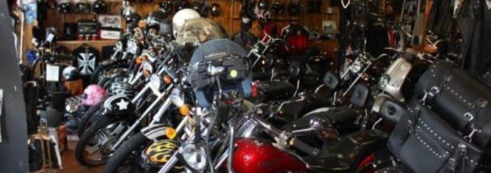 Venta y reparación de motos en Córdoba | Salvi Custom