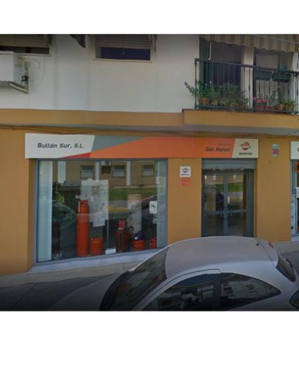 butano a domicilio en la provincia de Sevilla