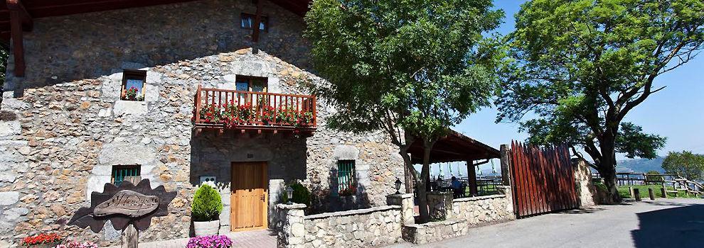 Restautante asador en las faldas del Pagasarri, a 5 minutos de Bilbao| Asador Mendipe