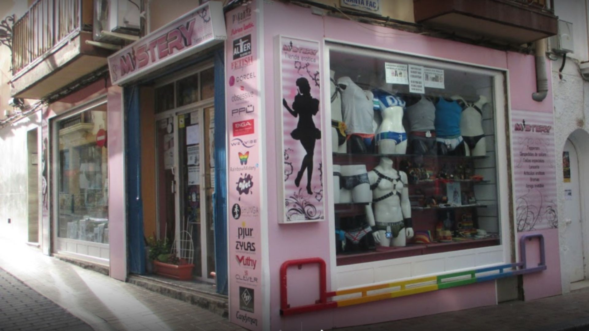 Sex Shop en Benidorm