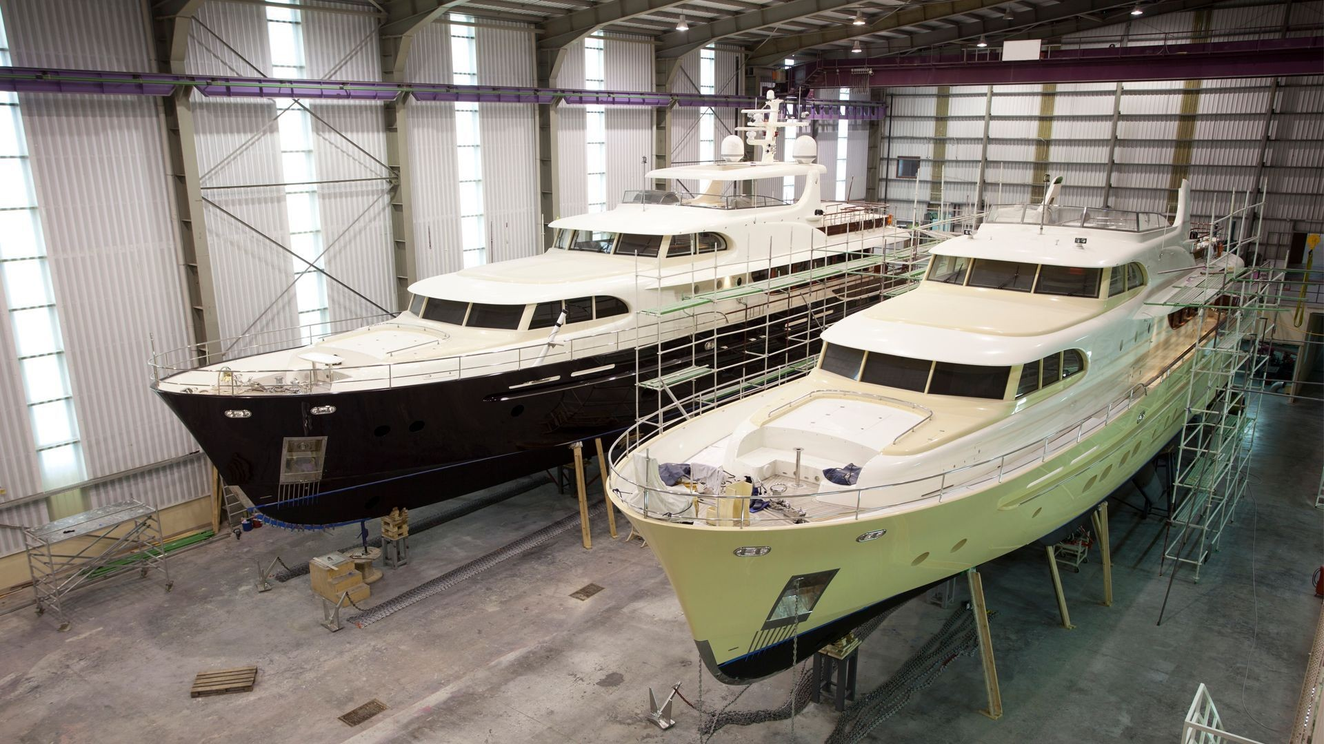 Empresa de construcción y reformas de embarcaciones en Palma de Mallorca