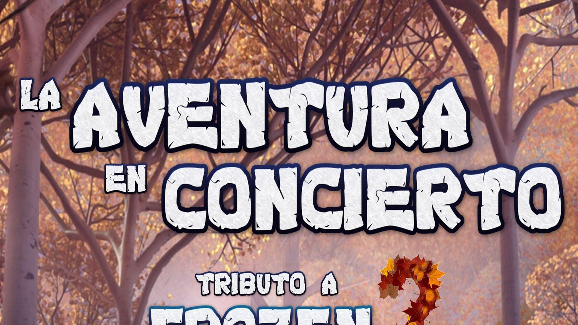 Cartel FROZEN 2 Murcia