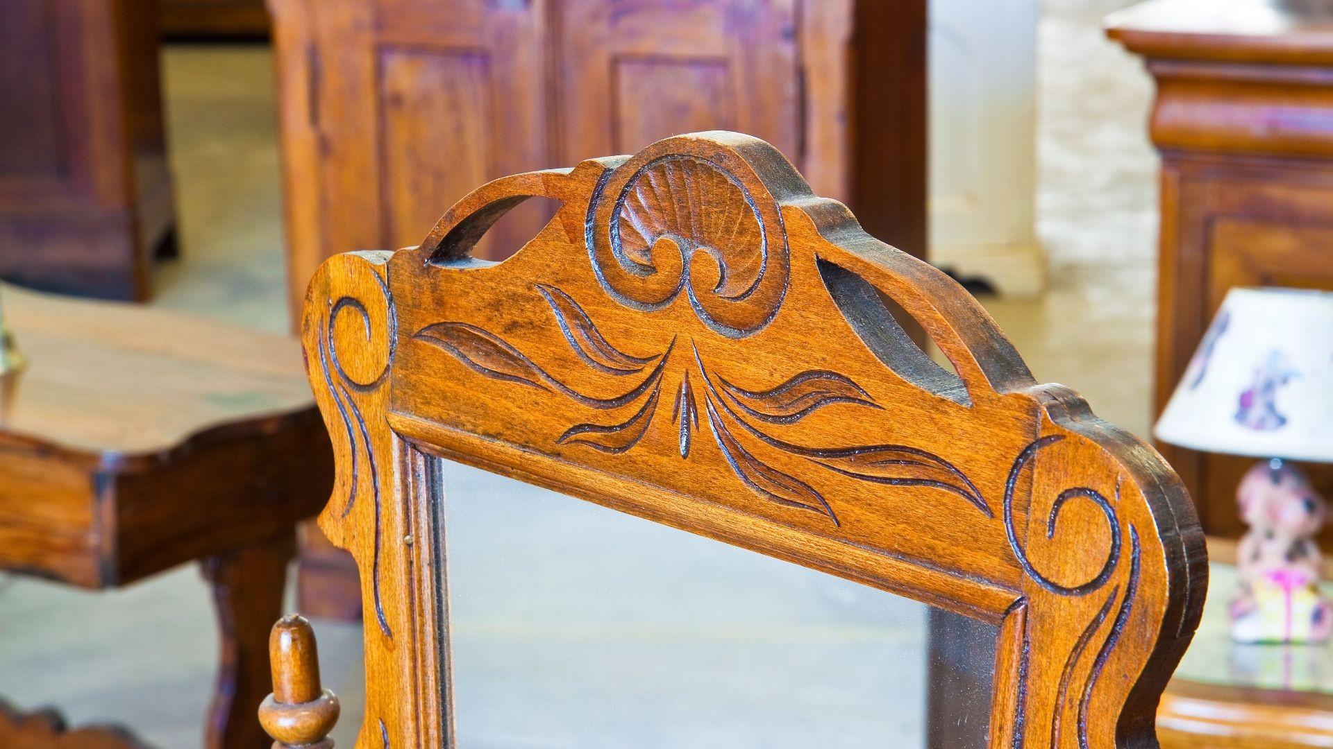 Restauración de muebles antiguos en Valencia